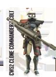 CW52 Clone Commander Colt