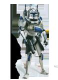 CW62 Captain Rex