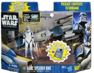 Barc Speeder with Clone Trooper Jesse
