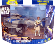 BARC Speeder with Obi-Wan Kenobi