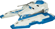 Republic Fighter Tank (Blue Deco)