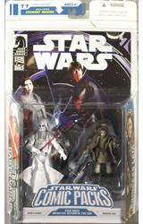 Darth Vader & Princess Leia
