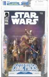 Emperor Palpatine Clone & Luke Skywalker
