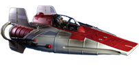 A-Wing Starfighter (Walmart)