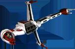 Dagger Squadron B-Wing (TRU)