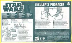 Sebulba's Podracer MH