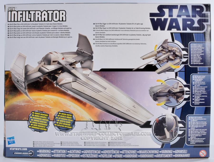 Sith Infiltrator T30AC/MH Hasbro