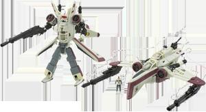 Clone Pilot/ARC-170 Starfighter