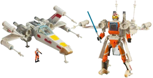 Luke Skywalker X-wing Fighter