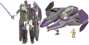 Mace Windu Jedi Starfighter