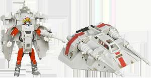uke Skywalker Snowspeeder