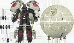 Darth Vader/Death Star