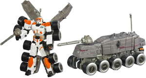 Clone Commander Cody Turbo Tank