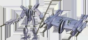 MagnaGuard to MagnaGuard Starfighter