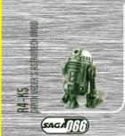 R4-K5 Darth Vader`s Astromech Droid