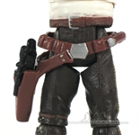 TVC Basisfigur 2010 VC 04 Han Solo (Echo base outfit)