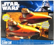 Bespin Cloud Car Hasbro TVC