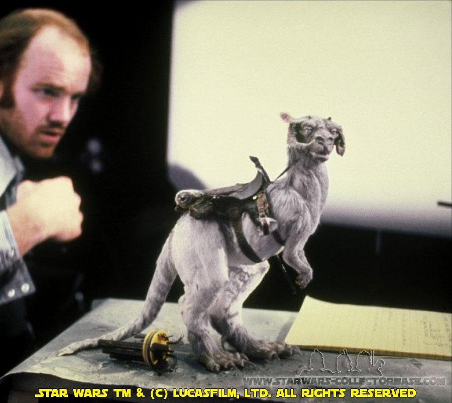 Luke Skywalker's Tauntaun TVC Hasbro