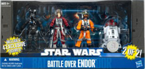 Battle over Endor 2v2