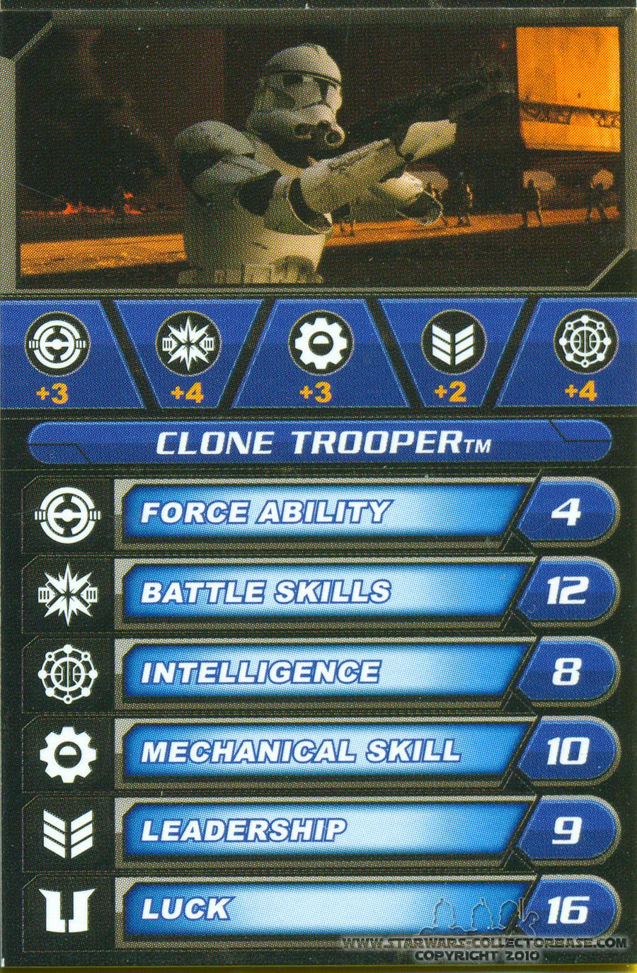 Clone Trooper ROTS SL16 TVC Saga Legends