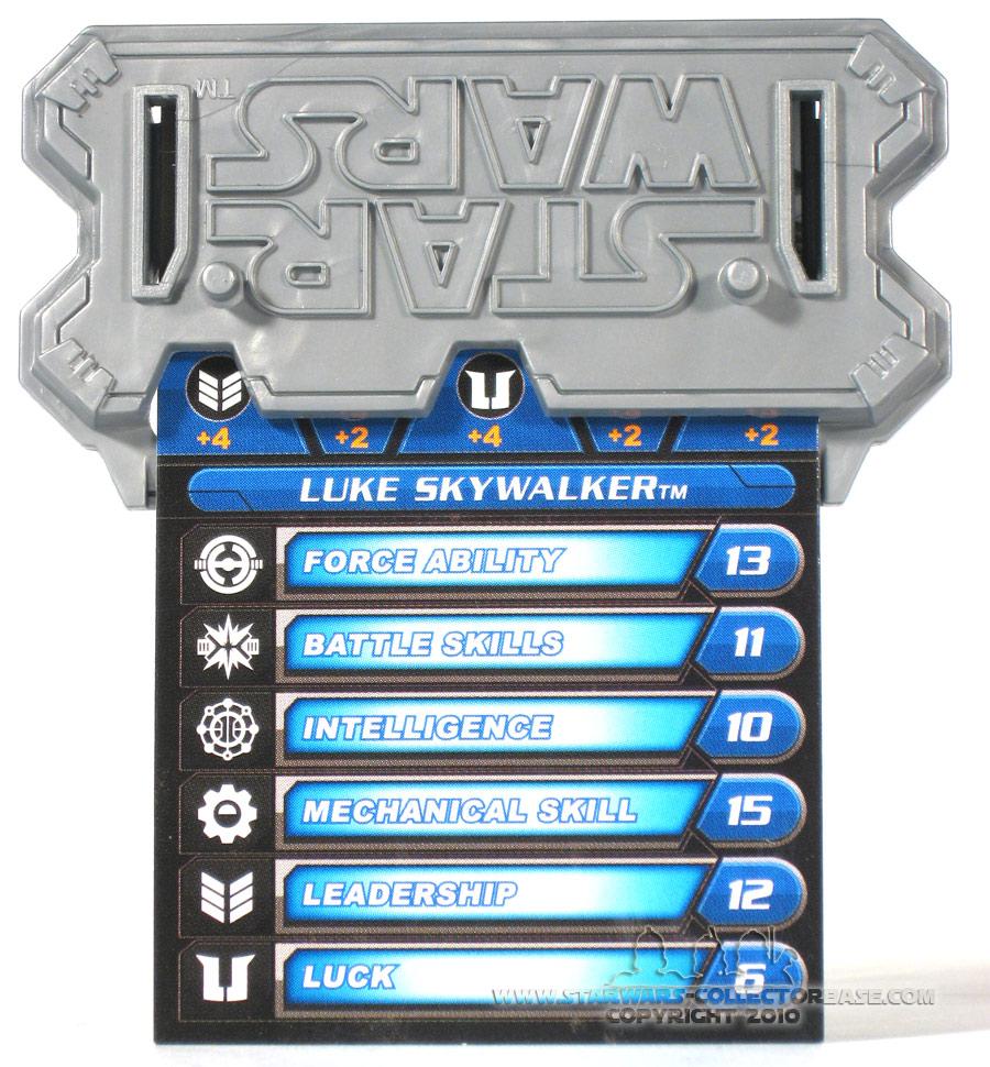 Luke Skywalker TLC BD51