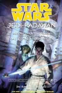 Jedi Padawan Sammelband 4