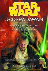 Jedi Padawan Sammelband 6
