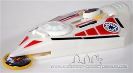 Mail 2010 THE CLONE WARS #7 Starfighter