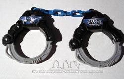 Kopfgeldjäger Handschellen