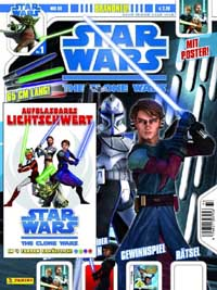 Clone Wars Magazin 1