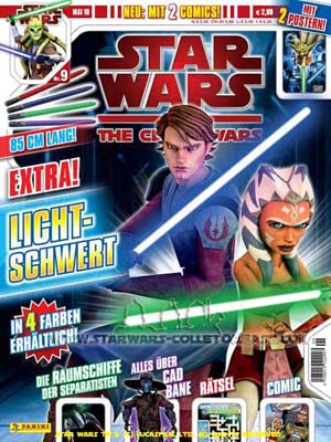 Clone Wars Magazin 7