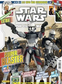 Clone Wars Magazin 22