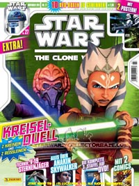 Clone Wars Magazin 27