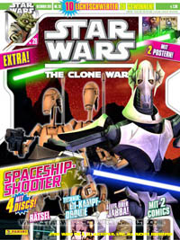 Clone Wars Magazin 28