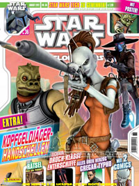 Clone Wars Magazin 36