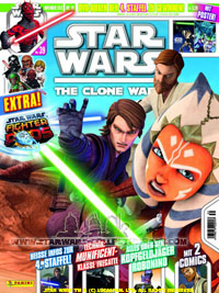Clone Wars Magazin 38