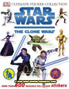 The Clone Wars Ultimate Sticker Collection