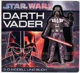 STAR WARS Darth Vader: 3-D-Modell und Buch