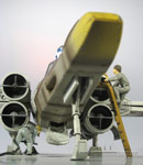 T-65 X-Wing 3D Cross Section Model Kit