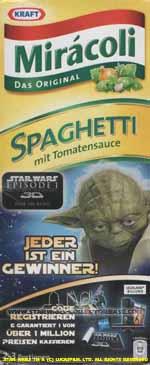 2012 Miracoli Spaghetti Gewinnspiel