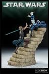 Anakin VS Asajj Diorama