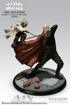Duel with Dooku - Yoda VS Count Dooku #2203