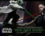 Duel with Dooku