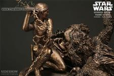Geonosis Arena - Padme vs Nexu Faux- Bronze
