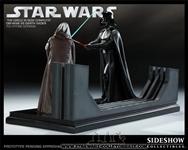 Obi-Wan VS Darth Vader Diorama