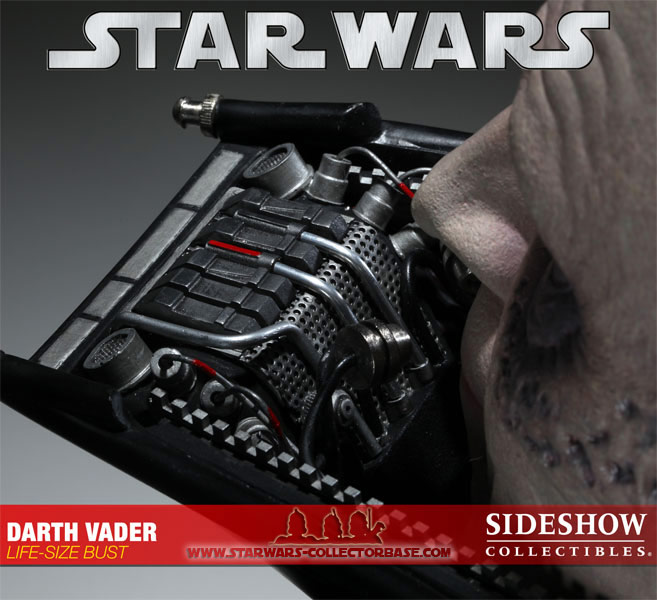 sideshow collectibles darth vader starwars collectorbase. Black Bedroom Furniture Sets. Home Design Ideas