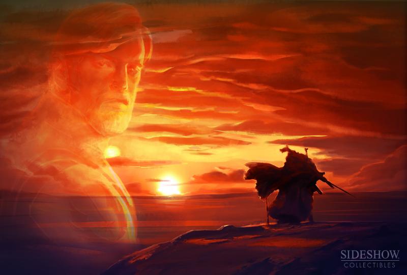 Ben Kenobi - Mythos