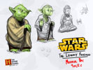 The Legacy Reveald - Yoda