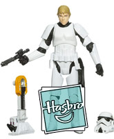 TLC Basisfigur BD30 LUKE SKYWALKER(Stormtrooper Disguise)
