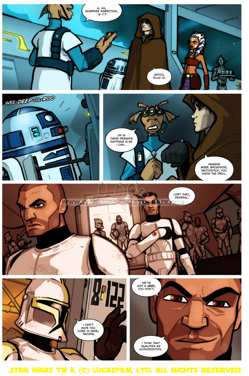 For Star wars clone wars porn comics not